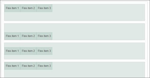 flex-items